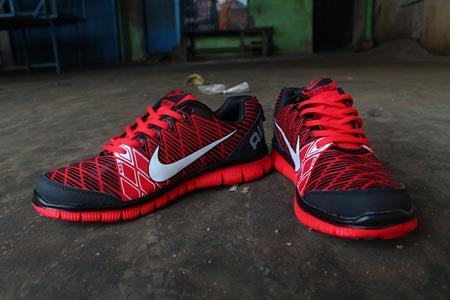 Sepatu Running grade ori BEKASI