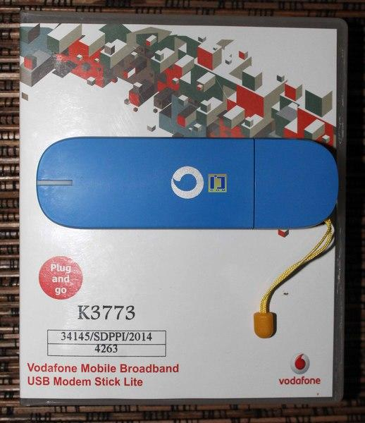 Modem Vodafone K3773