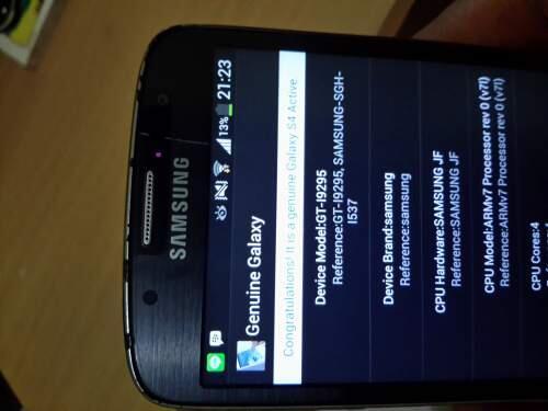 WTS/WTT (RARE) Samsung Galaxy S4 Active Murah Meriah bisa Barter