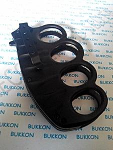 Trackling Knuckle Coldstell 2 in 1 Pisau +Brass Knuckle Automatic