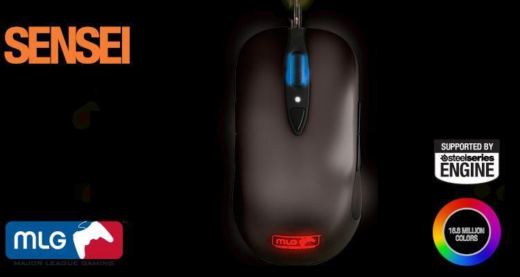 [PCMODING] Steelseries Gaming Product MOUSE KEYBOARD HEADSET BNIB GARANSI RESMI