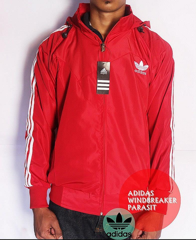 Jaket Distro dan osport Nike Adidas firebird , windrunner Puma Bnyak model gan