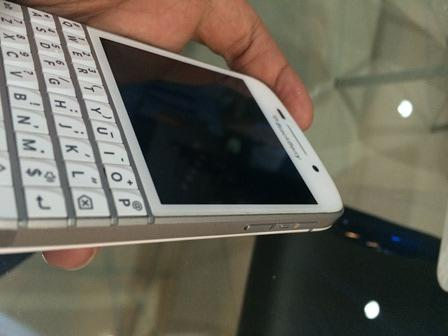 Blackberry Q10 White TAM