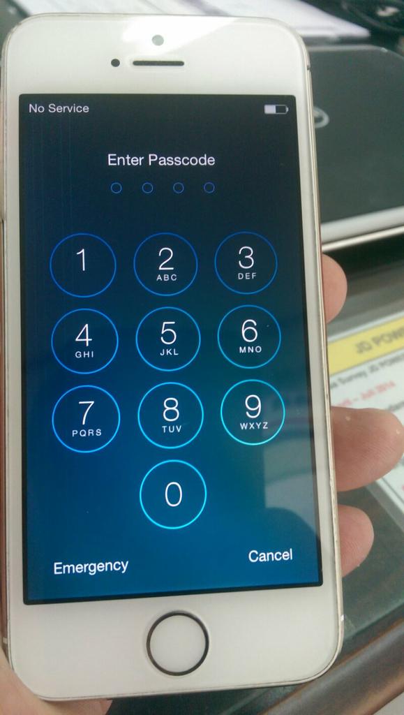 Jual Iphone 5s 16Gb GOLD AT&T Asli US Murmer
