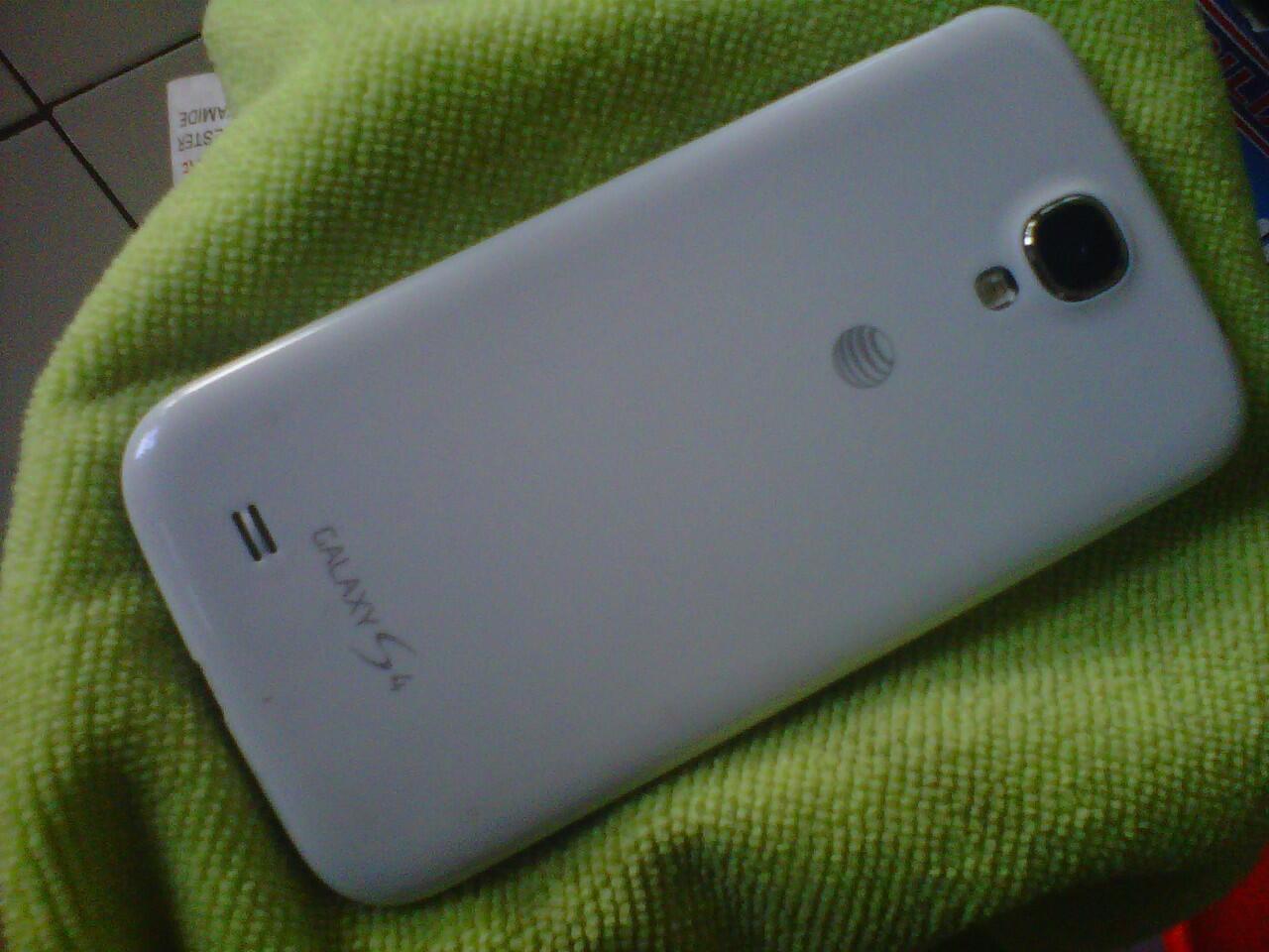 Samsung S4 At&t, 4G LTE, ram 2Gb, Quad Core, Kamera 13Mpx - Surabaya