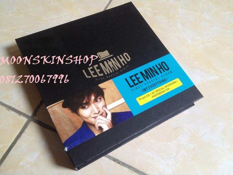 LEE MIN HO First Special Album <My Everything> 99% like new!