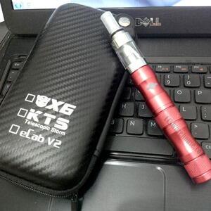 Rokok Elektrik / vaporizer Kamry X6 triptip 360* murmer MALANG