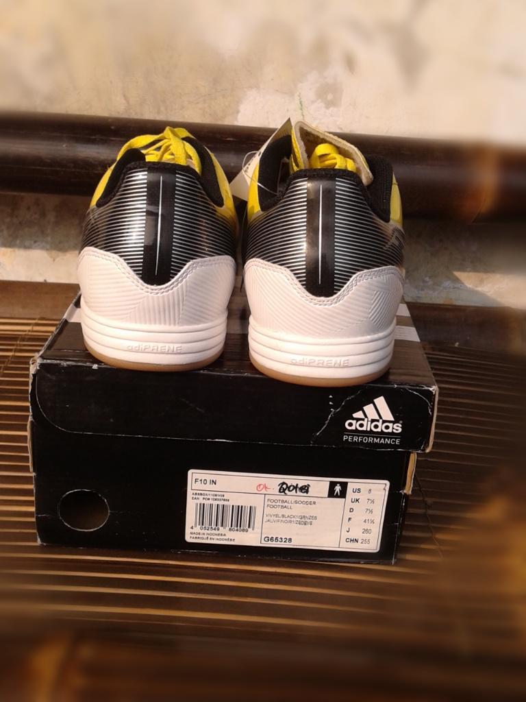 Terjual Sepatu Adidas F10 In Bnib Original 100 Murah Bogor Kaskus