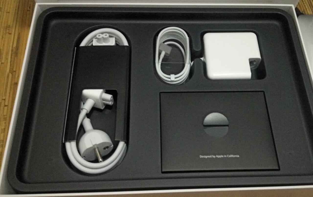 """Jual MACBOOK PRO 13"""" Retina Late 2013 Haswell ME864 Brand New Opened Box"""