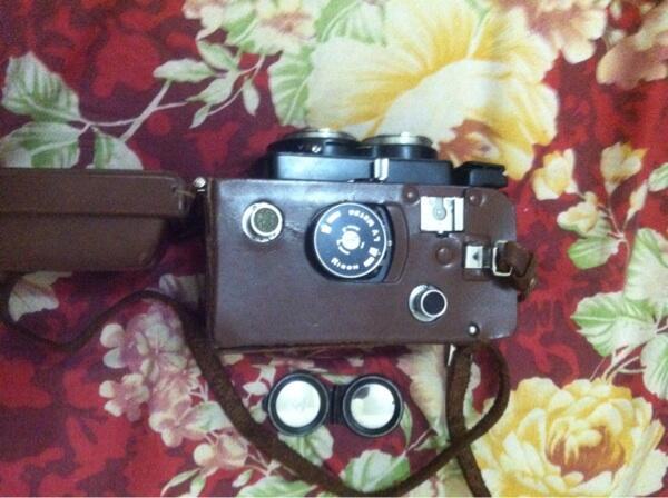 Kamera jadul / antik / klasik RICOHMATIC 225