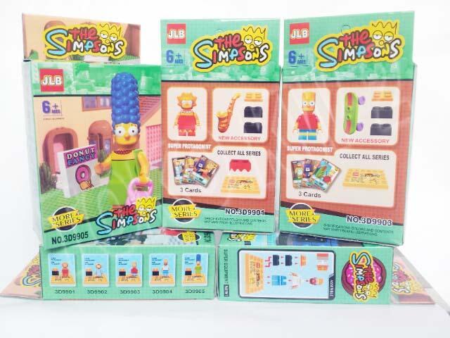 Lego Simpson JLB