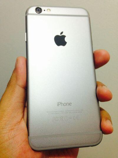 iPhone 6 Space Grey Mulus Abis !!