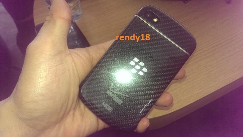 ## Blackberry Q10 Verizon 4G LTE pemakaian baru 5 hari ##
