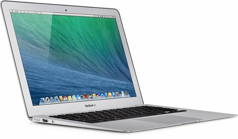 Apple MacBook Air MD760ZA Layar 13.3 inch