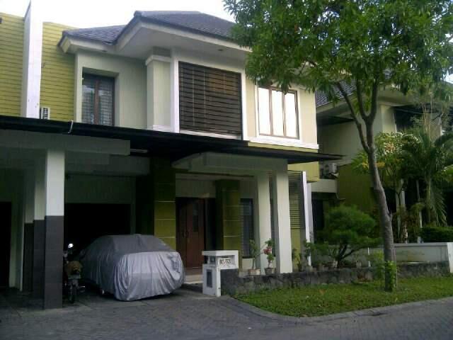 Rumah Baru di Royal Residen, Balmoral - Surabaya