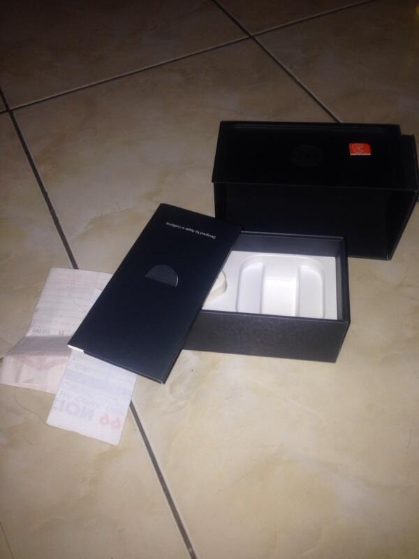 Iphone 5 32gb black mulus no dent, murah
