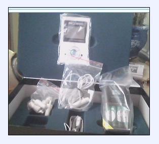 Alat therapy seco untuk darah tinggi, kolestrol, jantung koroner, insomnia,alergi dll
