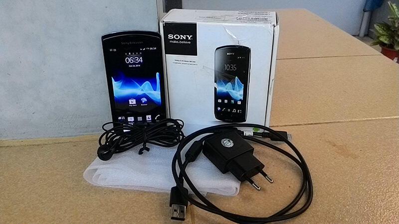Sony MT25i Xperia Neo L (Black)