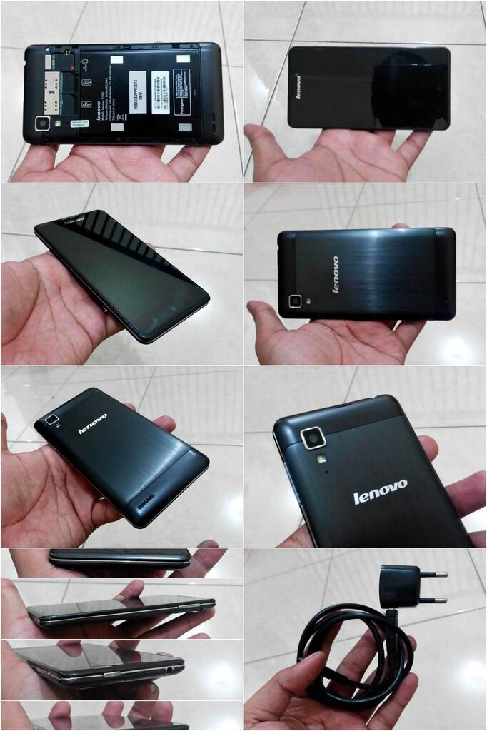 [ BANDUNG ] LENOVO P780 8GB BATERE MONSTER MULUS BANYAK BONUS