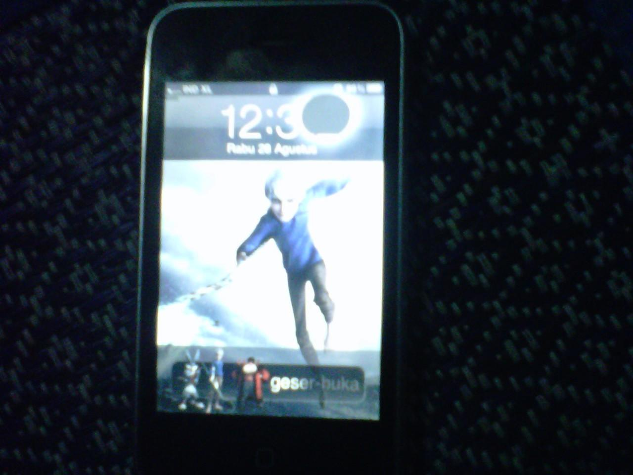 Iphone 3g 8gb matot