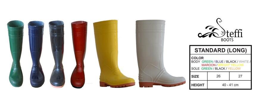 Terjual  WTS  Steffi Boot Murah Berkualitas  14e595900a