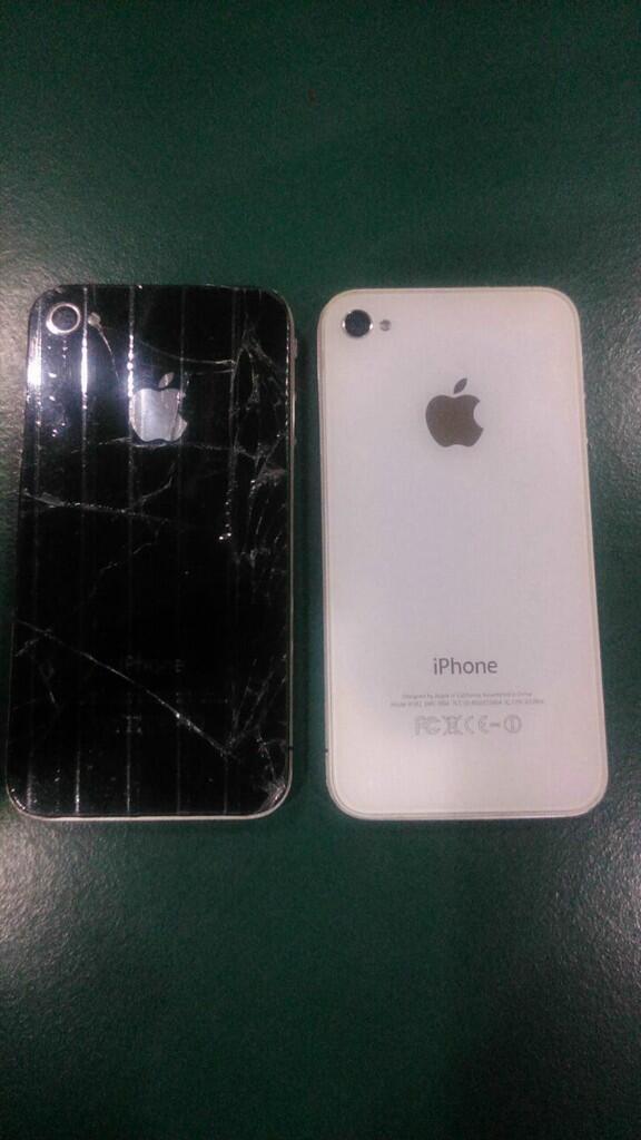 jual 2 Iphone 4g Batangan 32 &16 Gb Apa Adanya, Baca deskripsi
