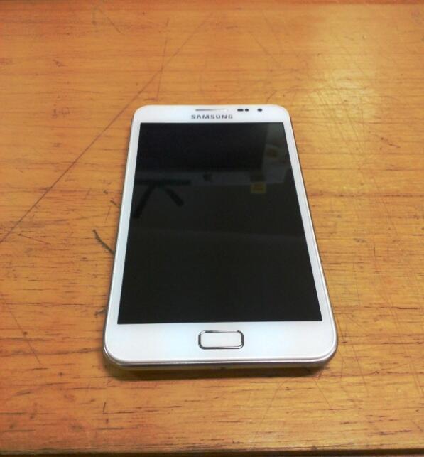 Samsung Galaxy Note GT-N7000 White 16 GB