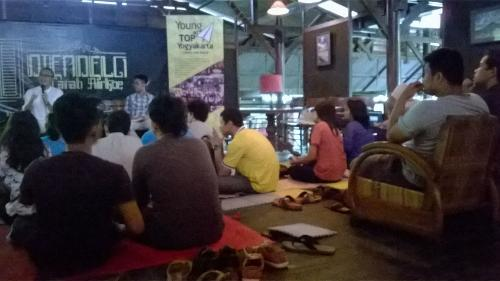 [Hello Community] Tips Sukses Wirausaha Ala Indonesian Young Executives Community