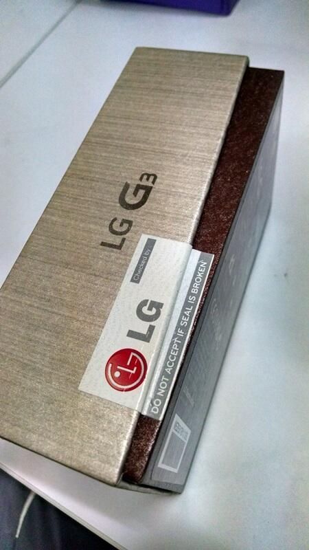 LG G3 BNIB SEGEL !! POSISI BOGOR !!