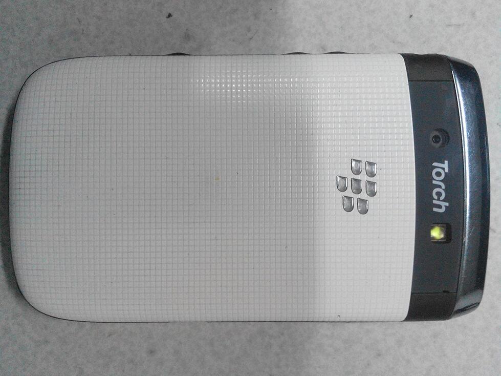 Blackberry 9810 / Torch 2 / Jeaning mulus