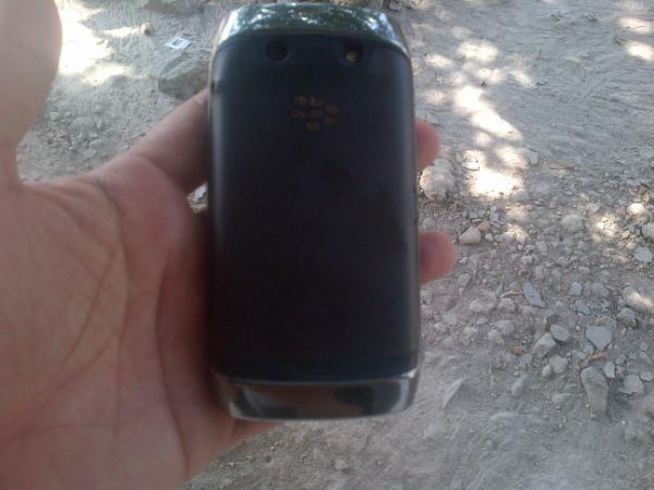 Blackberry Monza Batangan apa adanya
