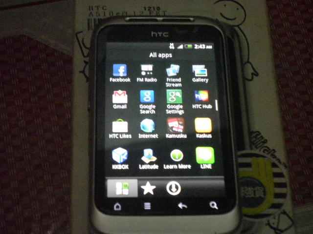 Lenovo A560, HTC Wildfire S, Samsung Galaxy Star Istimewa Bisa TT