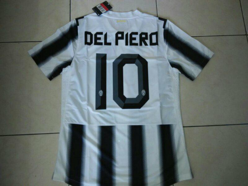 [ ORIGINAL ] Juventus player issue Del piero 2011-2012 , juventus blok item 2006