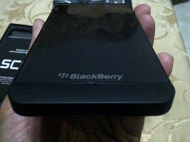 Black Berry Z10 Black