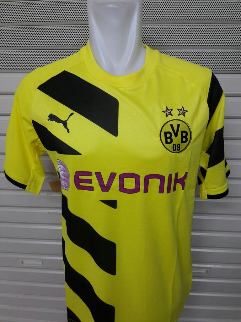 NEW JERSEY LIGA GERMANY 2014 - 2015