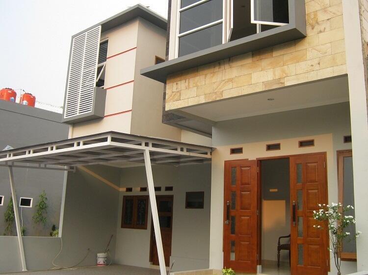 Rumah Baru ClusterPremium
