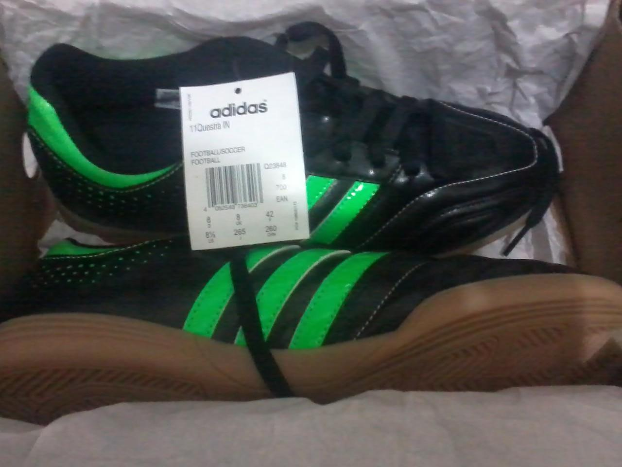[JUAL CEPAT] Adidas 11Questra ukuran 43 1/3 BNIB