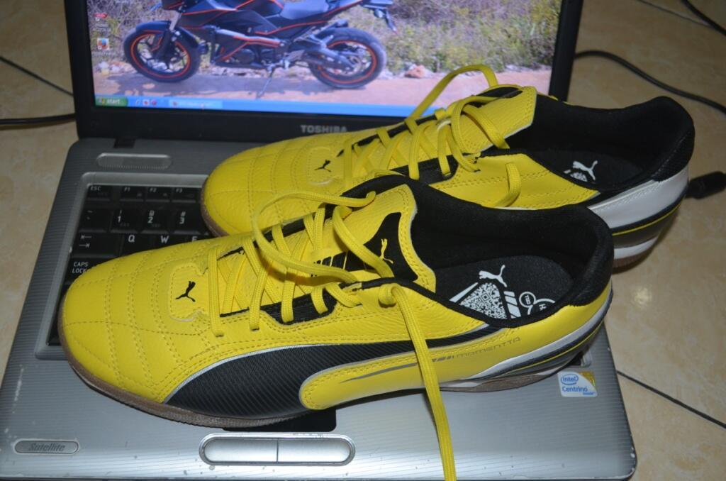 Sepatu Futsal Adidas F10 IN Messi (BNIB & Size 42)