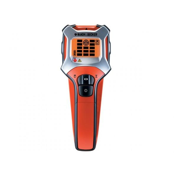 Black and Decker DETECTOR BDS303 (Automatic 3 in 1 Stud, Metal & Live Wire Detector)