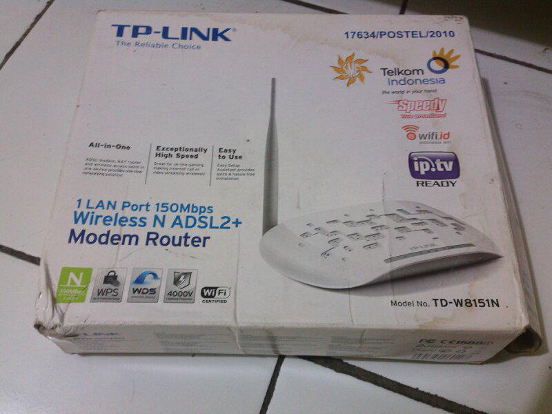 Modem ADSL Speedy