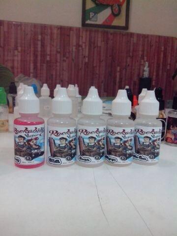Liquid Vapor / Vaporizer Evod 1100 ready bandung cimahi