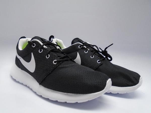 [original] nike ROSHERUN 511881-011 black/cool grey
