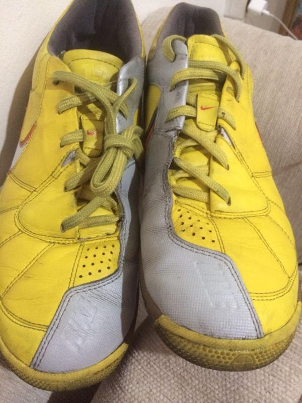 Nike t7 oren n t7 yellow