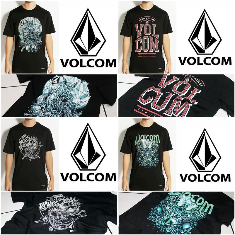 Kaos Surfing Skate DC,Volcom,Afends,Quiksilver,Ripcurl,Vans,dll Murah Bandung
