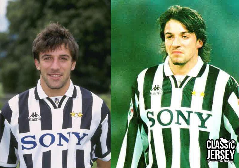 ★ [PO] Pre-Order Retro Langka JERSEY Home JUVENTUS 1996 1997 Musim Pertama Zidane ★