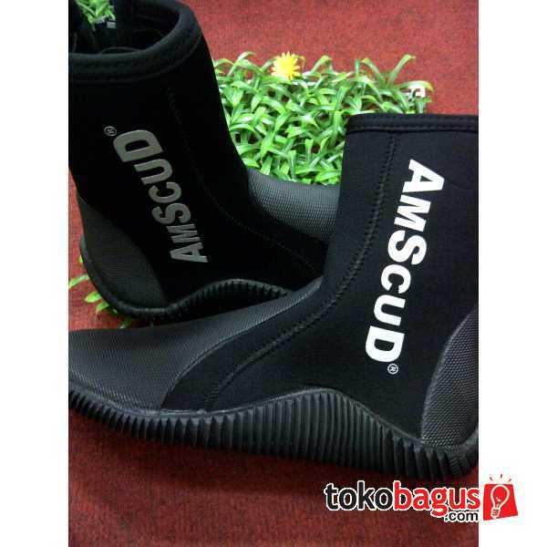 Sepatu Karang/booties Merk Amscud Type Challenge