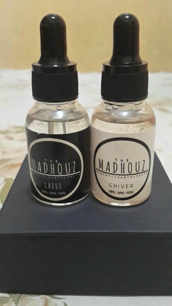 wts : Premium Liquid MadHouz Vapor / Vaporizer / Vape ( Medan - Sumut )
