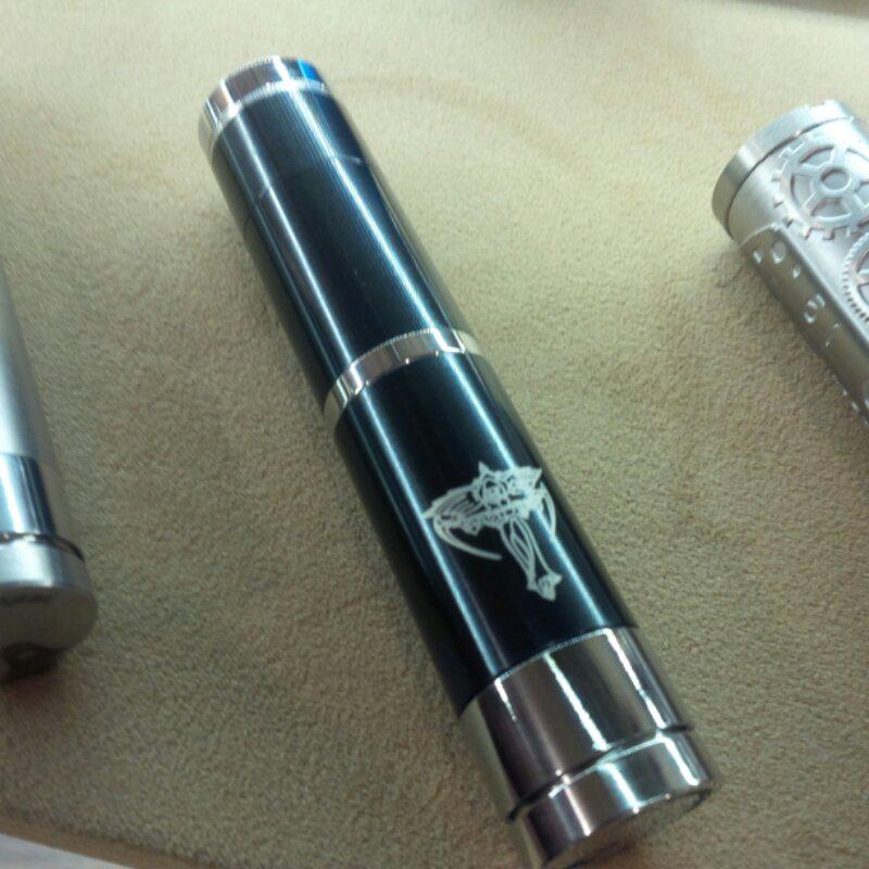 wts vape / vapor / vaporizer mechanical mod