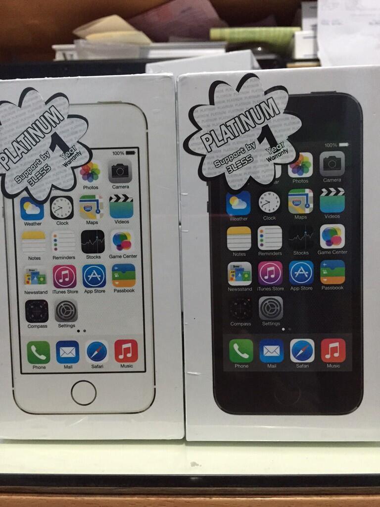 Terjual Harga Tangan Pertama Distributor Iphone Garansi Bcell 6 16gb 1 Thn Platinum Tahun