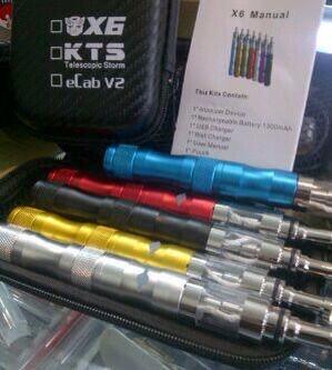 Supplier vapor/vape Kamry X6 V2 Termurah